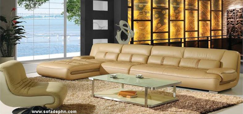 Sofa phòng khách đẹp SFD1