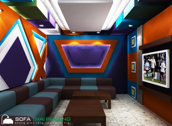 Sofa karaoke SFK004 giá rẻ
