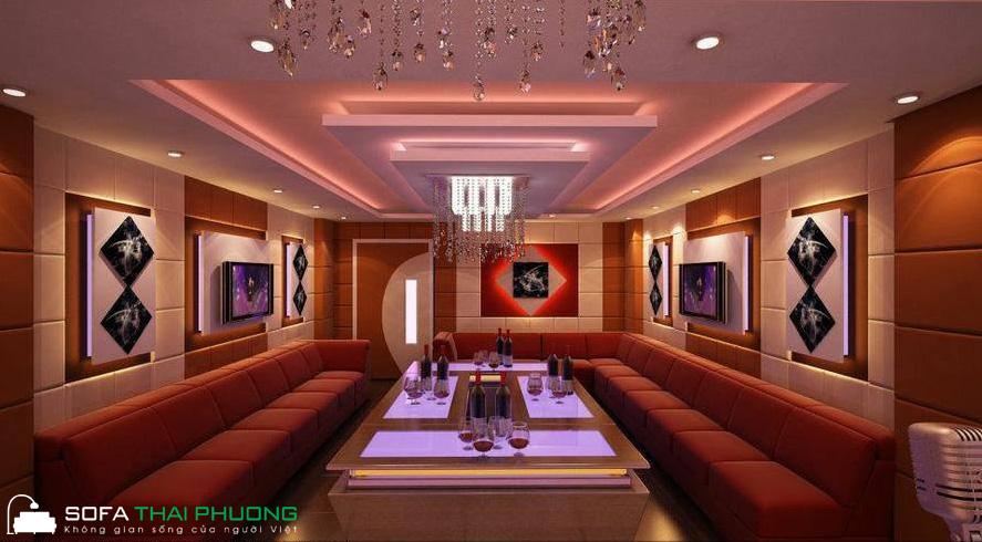 Sofa Karaoke SFK006