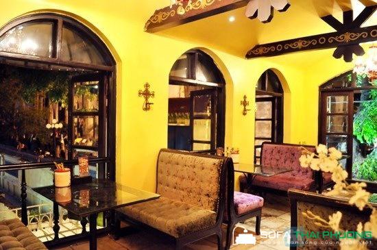 Sofa cafe đẹp 001