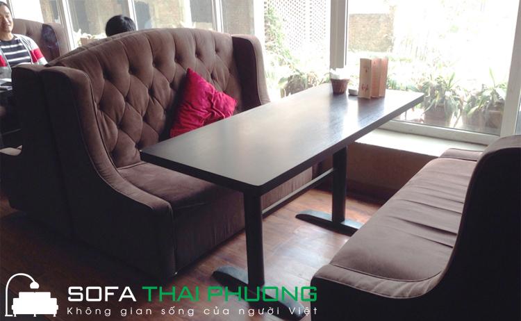 Ghế Sofa cafe 005