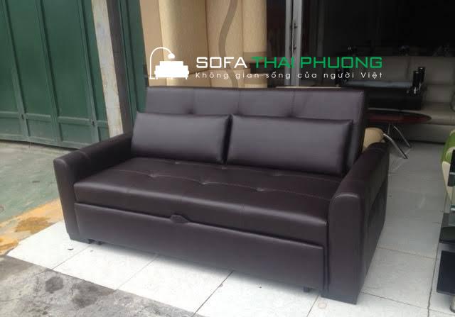 Sofa bed da cao cấp 008