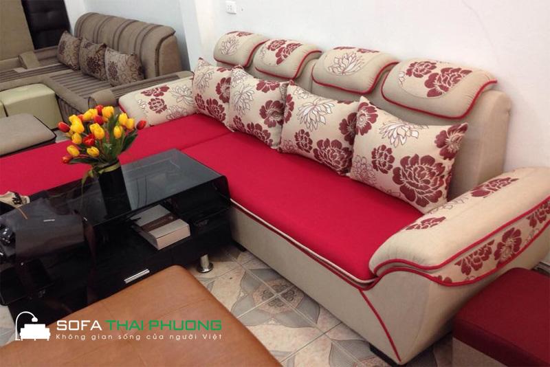 Sofa nỉ SFN07
