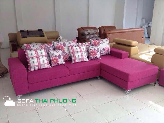 Sofa nỉ SFN08