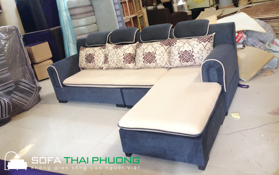 Sofa nỉ SFN015