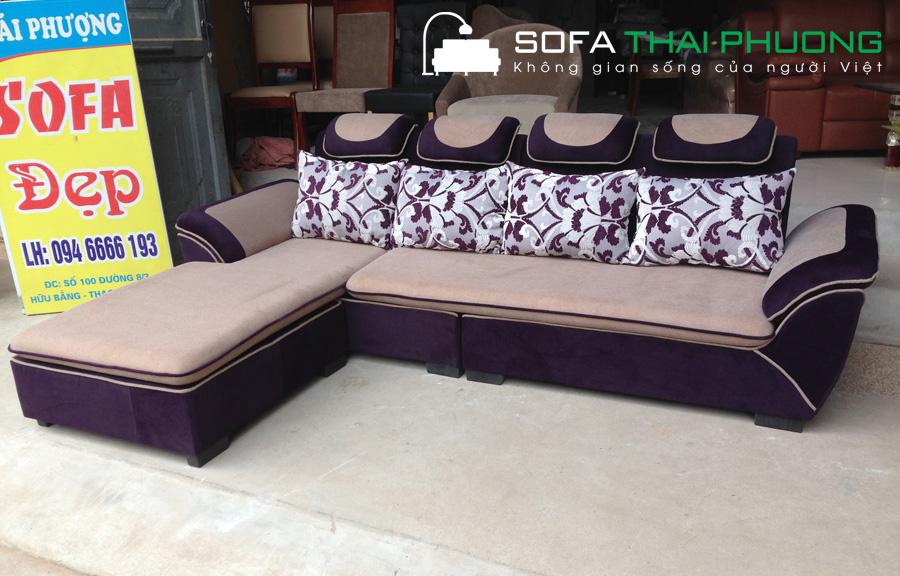 Sofa nỉ SFN017
