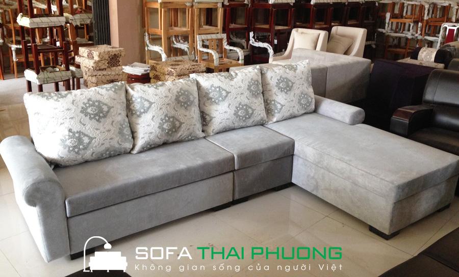 Sofa nỉ SFN018