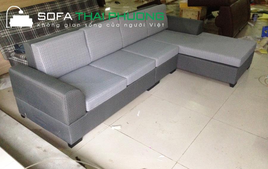 Sofa nỉ SFN019