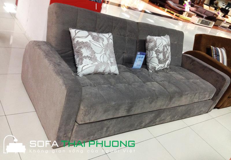 Sofa bed chất nỉ SFB013