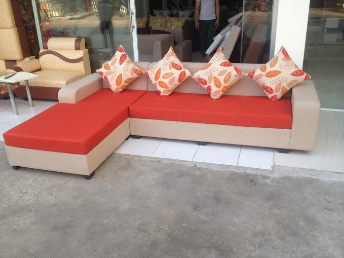 Sofa góc nỉ SFN020