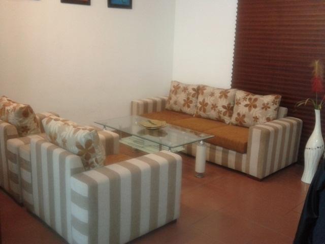 Sofa văn phòng nỉ mã SFVP01