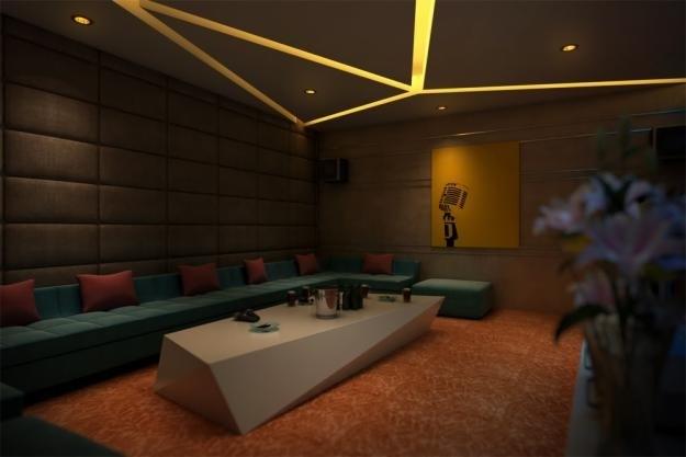 Mẫu sofa Karaoke SFF013
