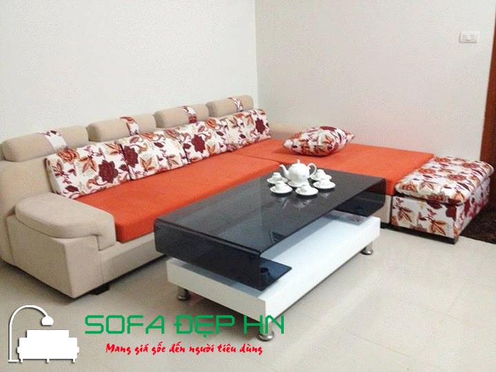 Sofa Nỉ Mã SFN026