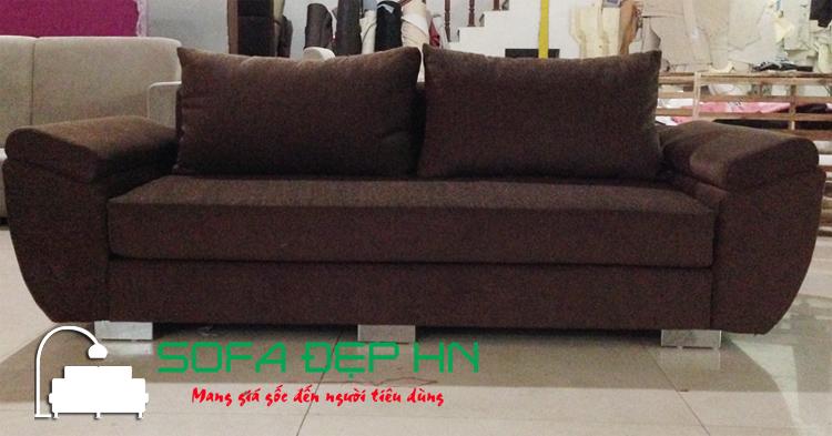Ghế Sofa Nỉ Mã SFN027