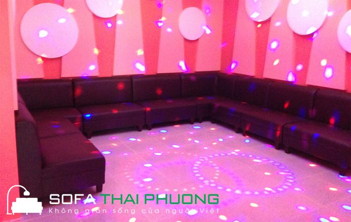 Mẫu ghế sofa karaoke SFF016